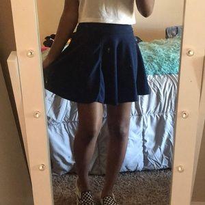 Navy Sk8r Skirt!